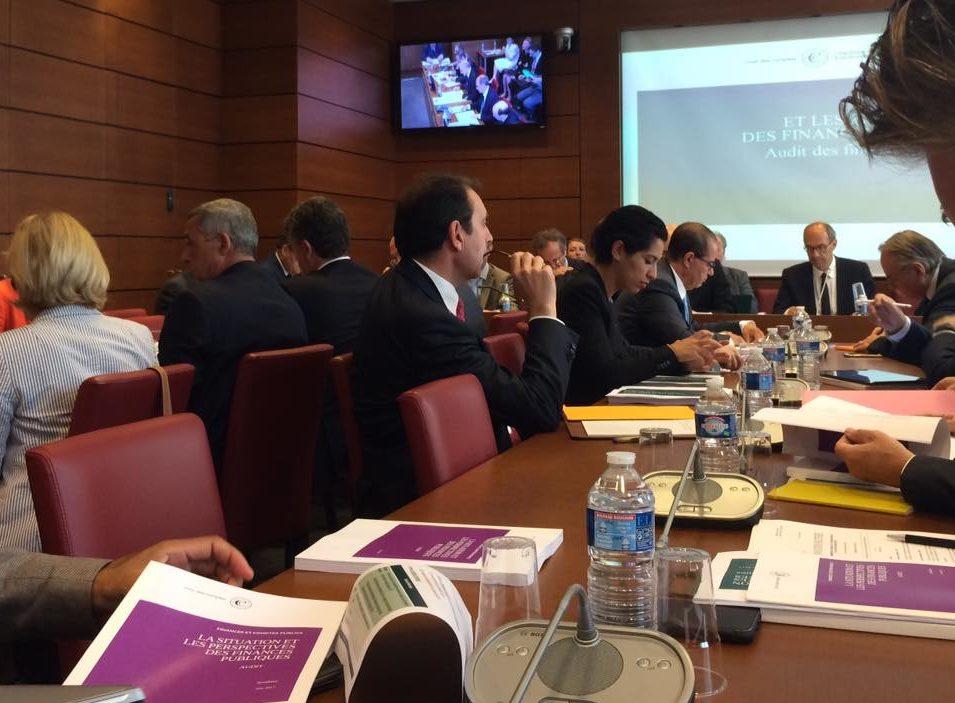 Commission des Finances