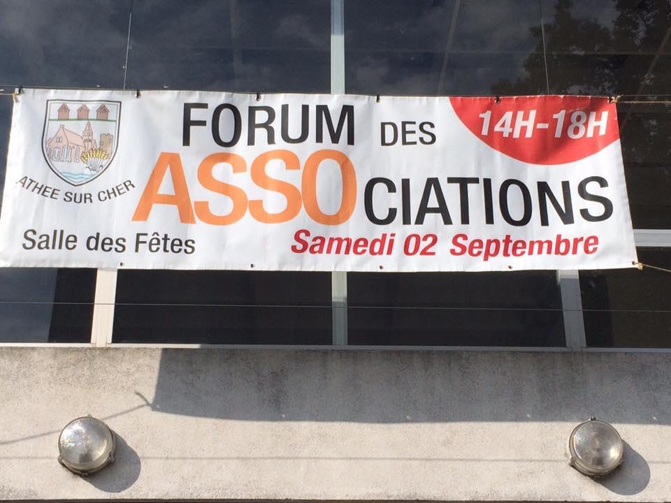 Forum des associations de la commune d'Athée-sur-Cher
